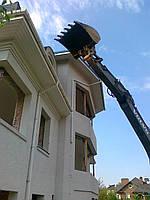 Демонтаж дома, здания - стоимость услуг в Киеве