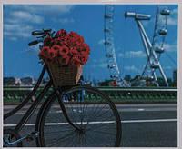 """Картина по номерам на холсте """"Букет роз"""" 40*50 см 8366RSB_O"""