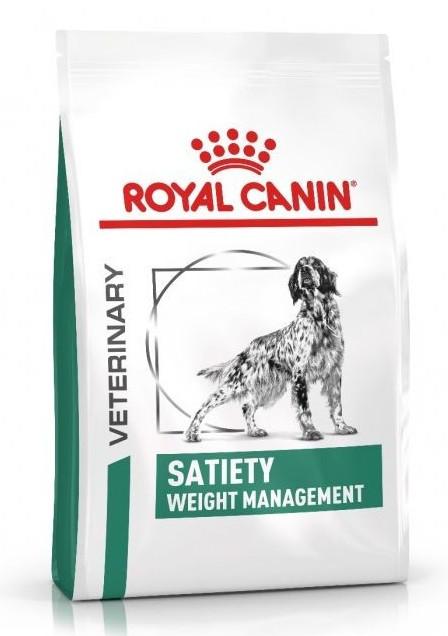 Сухой корм для собак Royal Canin Satiety Weight Management при избыточном весе 12 кг