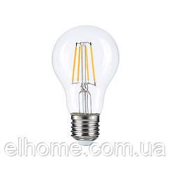 Лампа LED Vestum филамент А60 Е27 7,5Вт 220V 4100К
