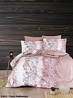Постільна білизна La Romano сатин  полуторний (Комплект постельного белья, постельное белье Турция)