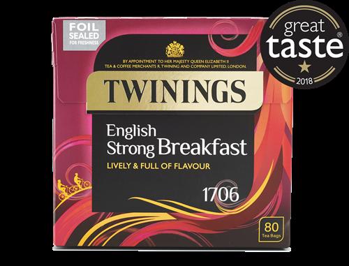 Чай Twinings Strong English Breakfast 250 g