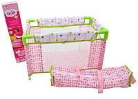 Кроватка для куклы 19889, фото 1