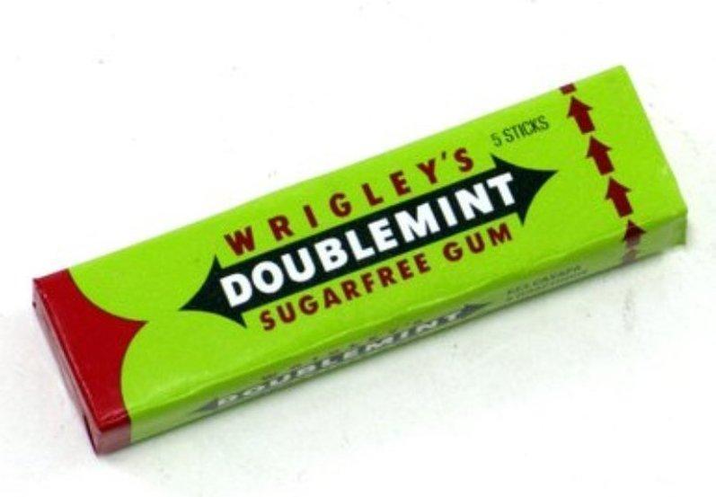 Wrigley's Doublemint 5 Stick