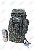 Рюкзак туристический, походный, для рыбалки 60 лит