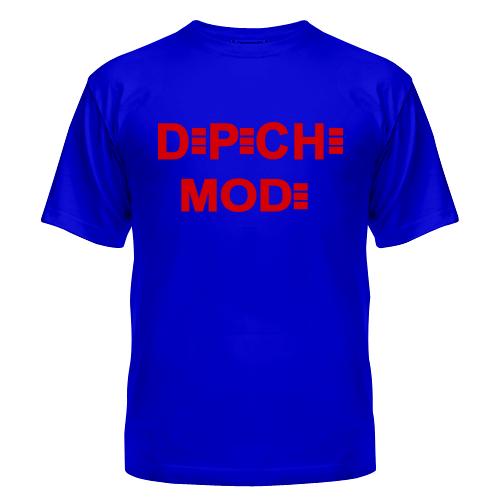 Майка Депеш Мод
