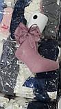 Нарядные носочки с бантиком для девочек оптом ТМ Pier Lone р.9-10 лет, фото 2