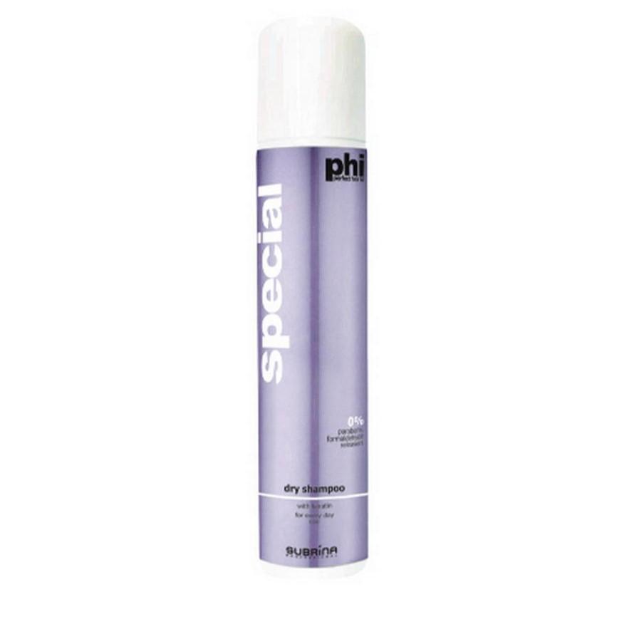 Сухий шампунь для волосся з кератином Subrina PHI Dry Shampoo WITH KERATIN
