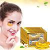 Омолаживающая коллагеновая золотая маска для кожи вокруг глаз с натуральным фитоколлагеном Золотая маска
