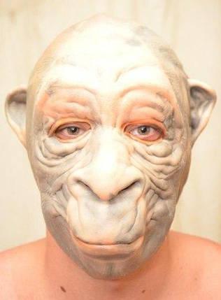 """Маска """"Мавпа"""", силіконова, 591018, фото 2"""