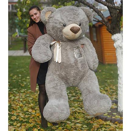 """Мягкая игрушка Копиця """"Медведь Анабель 7"""", коричневий, 21032-2, фото 2"""