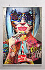 Постер плакат BEGEMOT Поп-Арт Девушки Pop-Art Girls 40x61 см (1121209), фото 2