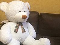 Мягкий Мишка 140см белый большой ведмедь