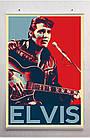 Постер плакат BEGEMOT Поп-Арт Элвис Пресли Elvis Aaron Presley 40x61 см (1121277), фото 2