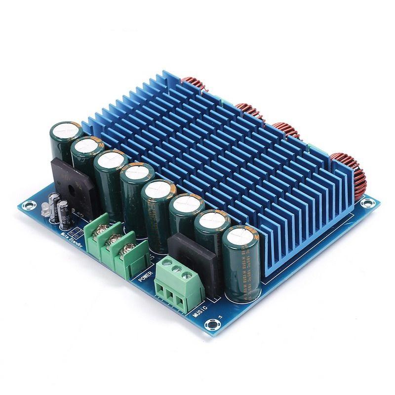 Аудіо підсилювач TDA8954TH, 24В 2х420Вт