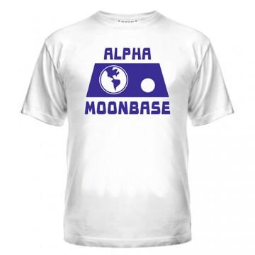 Футболка Alpha Moonbase