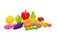 Тележка 922-72 супермаркет с продуктами ( 41 предмет) - детский игровой набор, фото 2