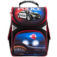 Рюкзак Kite GoPack GO18-5001S-11 школьный черный