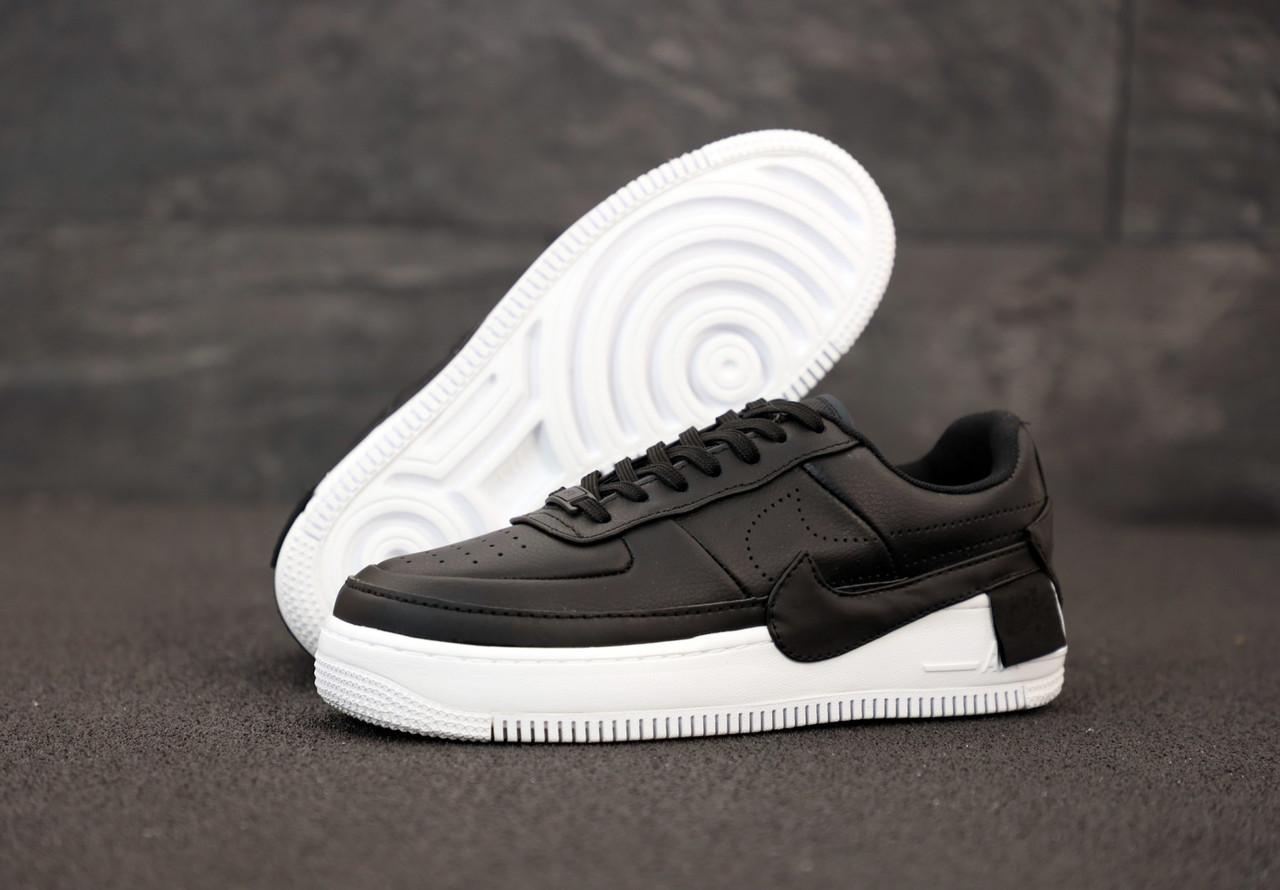 Кроссовки мужские Найк Nike Air Force Black. ТОП Реплика ААА класса.