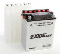 Аккумулятор Exide 12V 14AH/130A (12N14-3A)