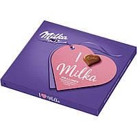 Milka Pralines Strawberry Creme 110 g