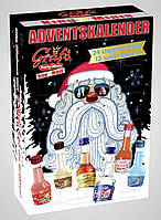 Adventcalendar Party-Minis Grafs 24s 480 ml