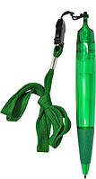 Пластиковые ручки CF21006 зеленая