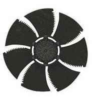 Вентилятор Ziehl-abegg FN042-VDL.2F.A7P1 осевой