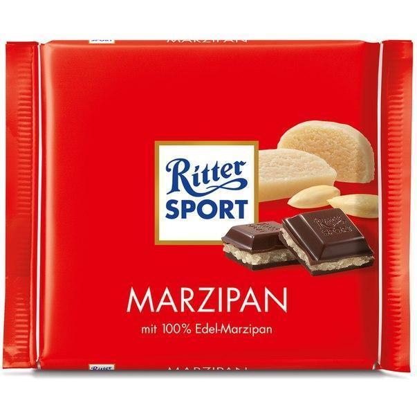 Mini Ritter Sport Marzipan 16 g