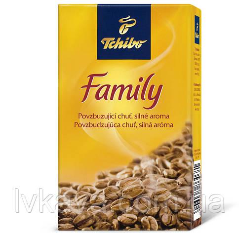 Кофе молотый Tchibo Family,  250г, фото 2