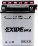 Аккумулятор Exide 12V 14AH/145A (YB14L-B2)