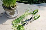 Ножницы кухонные для нарезки зелени, фото 3