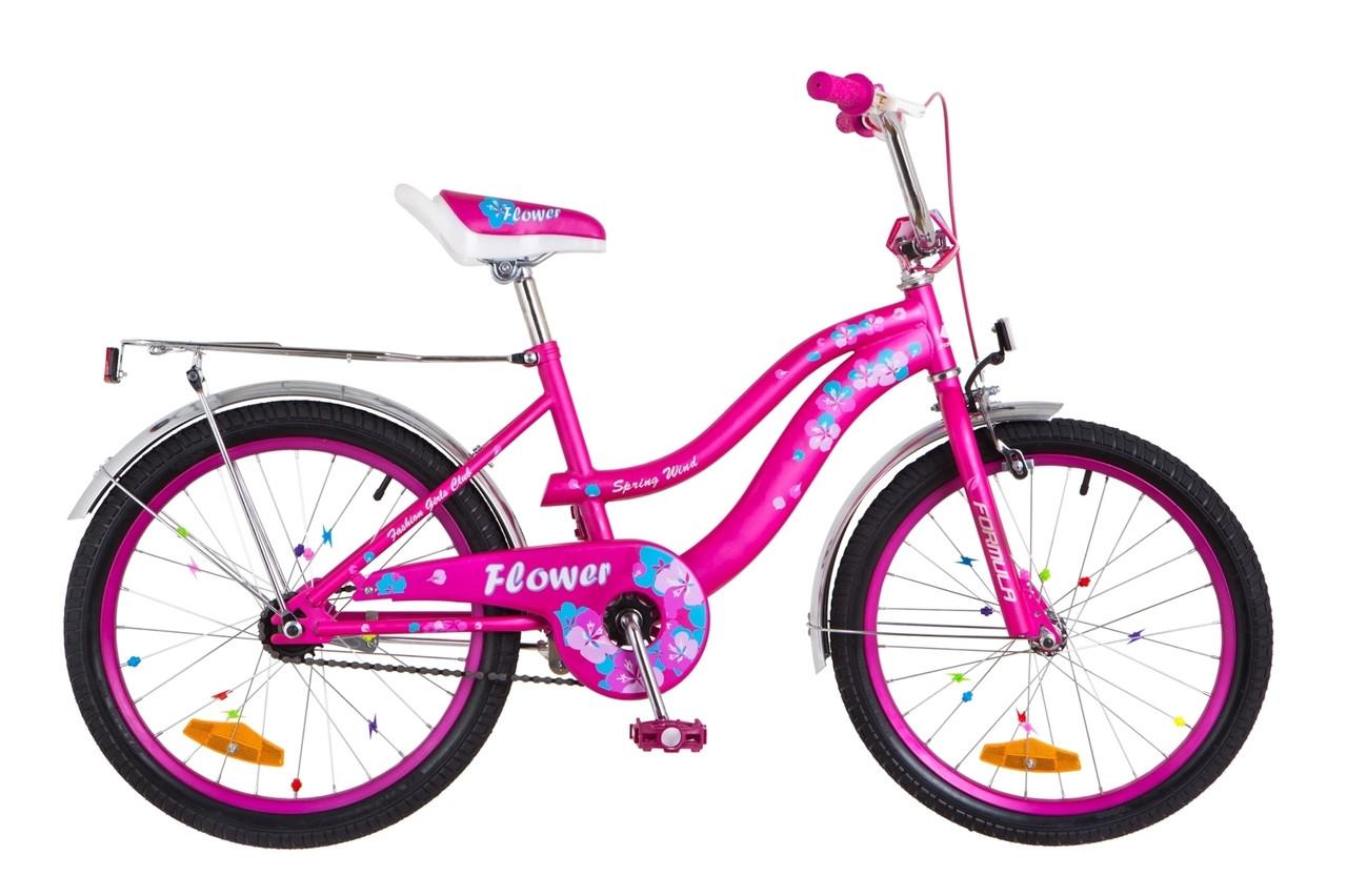 """Велосипед уцененный 24"""" Formula BLACKWOOD 1.0 AM DD AL 2020 (желтый (м))"""