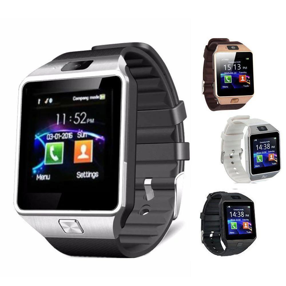 Стильные умные часы Smart Watch DZ09 Bluetooth
