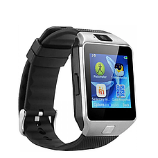 Стильные умные часы Smart Watch DZ09 Bluetooth, фото 2