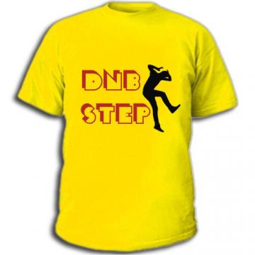 Футболка DNB step