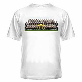 Футболка футбольная Ювентус команда