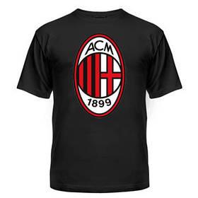 Футболка Милан черная