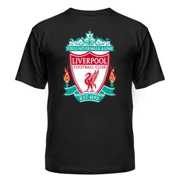 Футболка с Liverpool