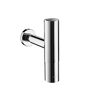Сифон для раковины дизайнерский Hansgrohe 52100000 Flowstar под донный клапан