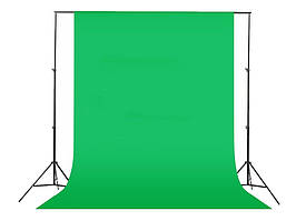 Фотофон Chroma Key, Хромакей для видео студии 300 х 200 см 2 X 3 м