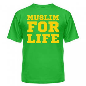Футболка Muslim