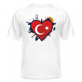 Футболка Ислам Сердце