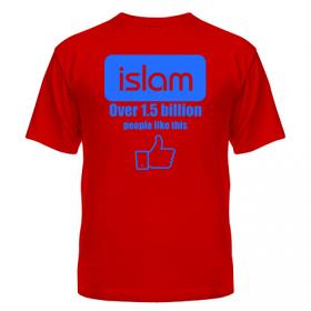 Футболка Islam — people like