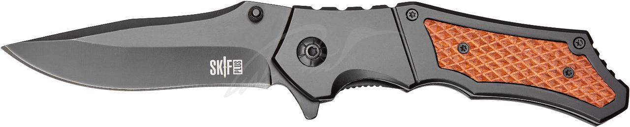 Нож SKIF Plus Mate Wood ц:black