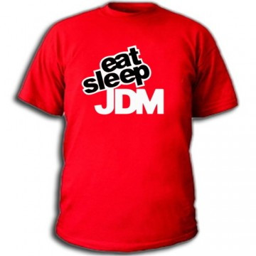 Майка Eat sleep jdm