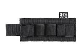 Подсумок Sticker для дробовика - black [Primal Gear] (для страйкбола)