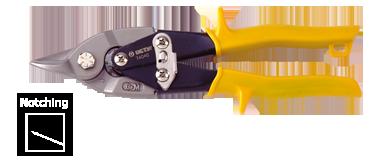 Ножницы по металлу KING TONY (прямой разрез L= 25 мм)