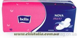 Белла нова макси 5 капель софт 3051-прокладки гигиенические
