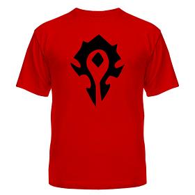 Футболка World of Warcraft (Футболка Знак орды)